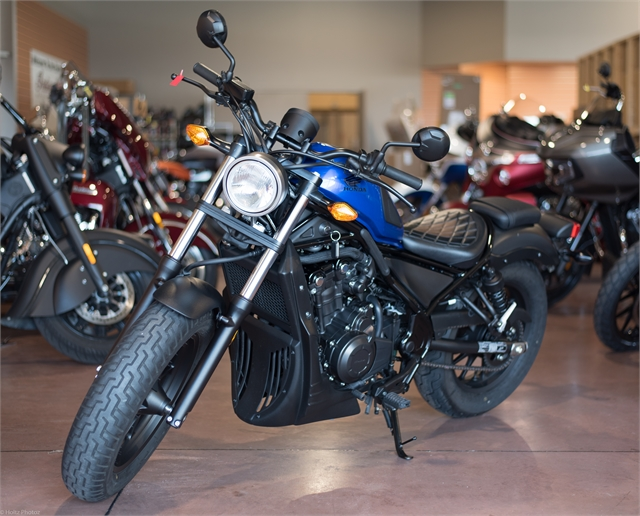 2018 Honda Rebel 500 at Indian Motorcycle of Northern Kentucky