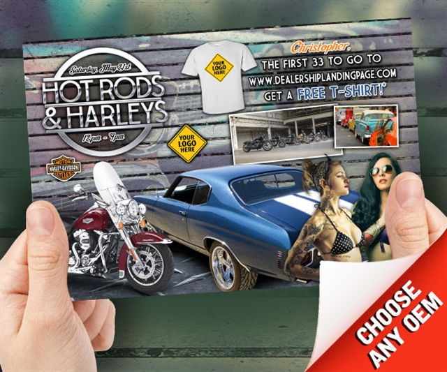 Hot Rods & Harleys Powersports at PSM Marketing - Peachtree City, GA 30269