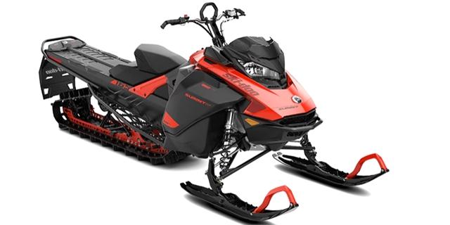 2021 Ski-Doo Summit SP Summit SP 154 850 E-TEC SHOT PowderMax Light FlexEdge 30 at Action Cycles 'n Sleds