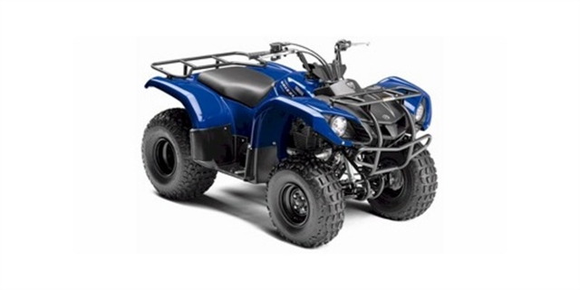 2012 Yamaha Grizzly 125 Automatic at Hebeler Sales & Service, Lockport, NY 14094