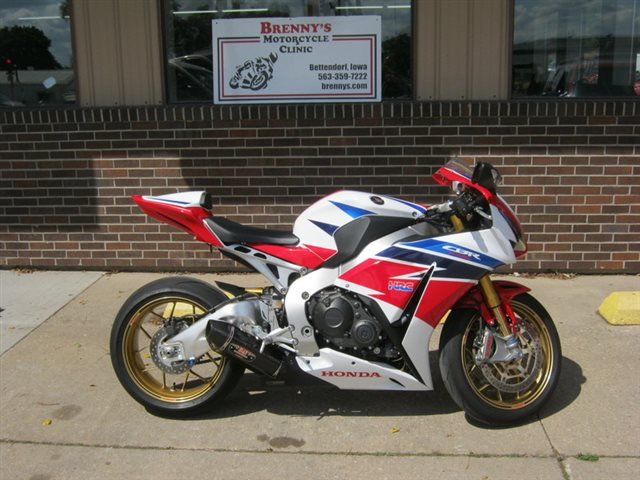 2014 Honda CBR 1000RR SP at Brenny's Motorcycle Clinic, Bettendorf, IA 52722