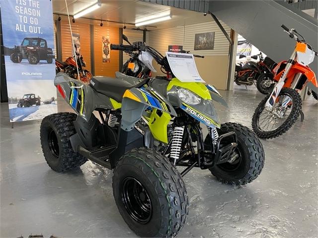 2021 Polaris Outlaw 110 EFI at Cascade Motorsports
