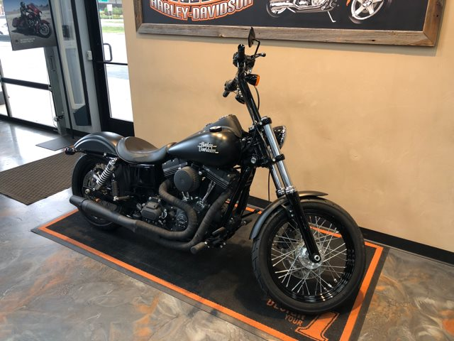 2015 Harley-Davidson Dyna Street Bob at Vandervest Harley-Davidson, Green Bay, WI 54303