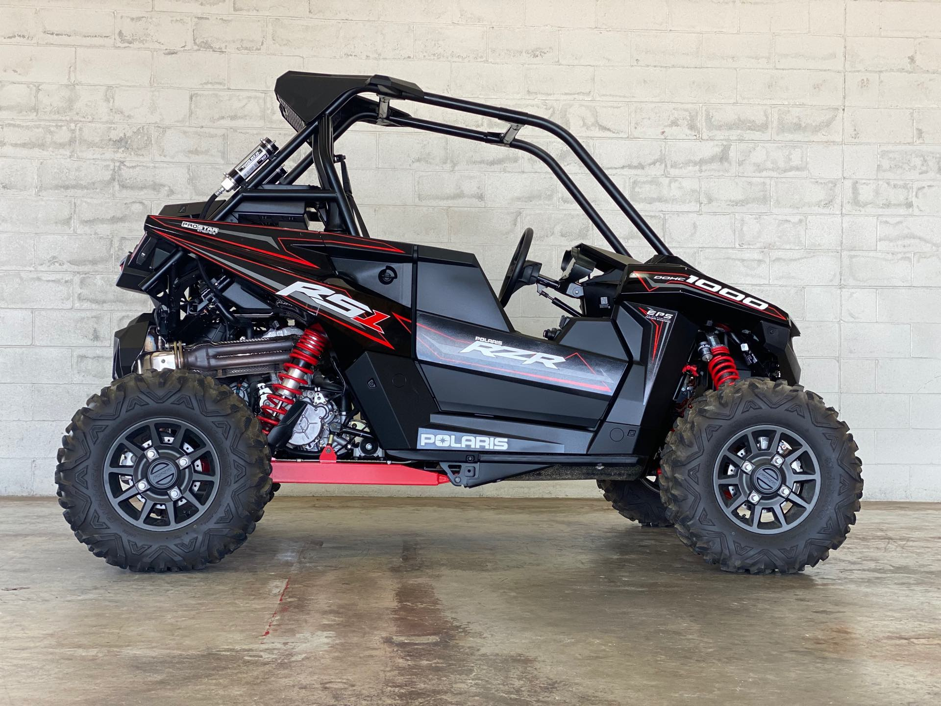 2018 Polaris RZR RS1 Base at Twisted Cycles
