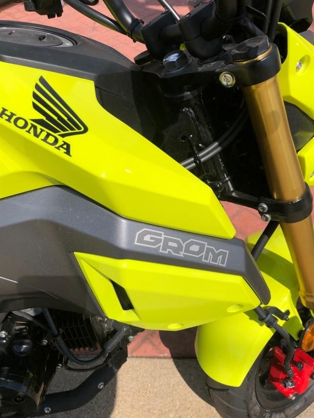 2018 HONDA GROM Base at Genthe Honda Powersports, Southgate, MI 48195