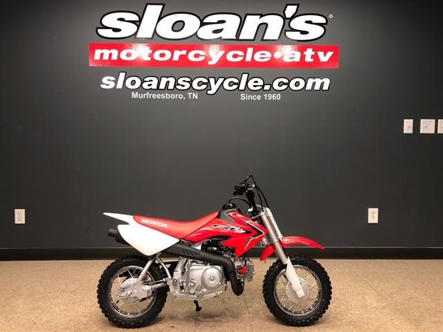 2021 Honda CRF 50F at Sloans Motorcycle ATV, Murfreesboro, TN, 37129