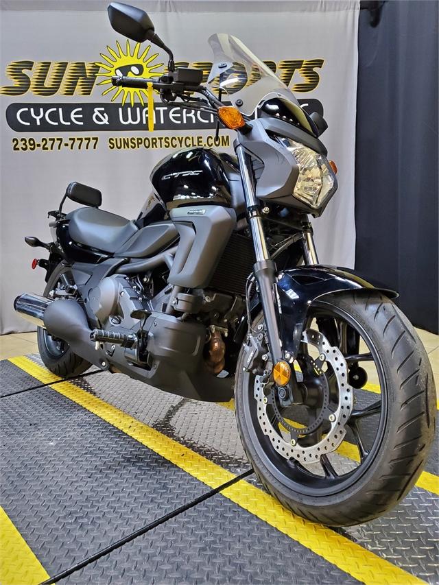 2014 Honda CTX 700N DCT ABS at Sun Sports Cycle & Watercraft, Inc.