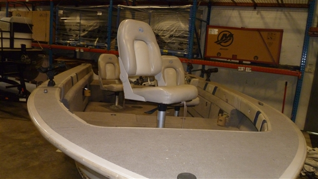 2002 SMOKERCRAFT 16 PRO TILLER at Pharo Marine, Waunakee, WI 53597