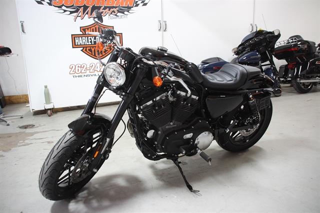 2020 Harley-Davidson Sportster Roadster at Suburban Motors Harley-Davidson