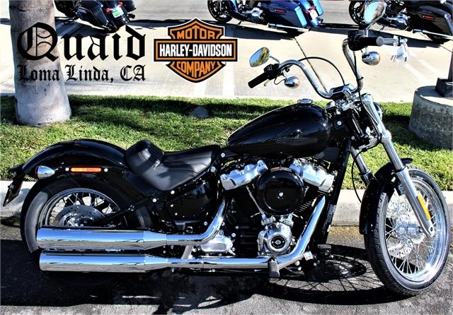 2021 Harley-Davidson Softail Standard at Quaid Harley-Davidson, Loma Linda, CA 92354