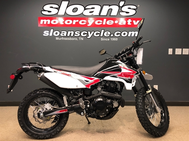 2019 SSR Motorsports SRXF250-END SRXF250-END at Sloans Motorcycle ATV, Murfreesboro, TN, 37129