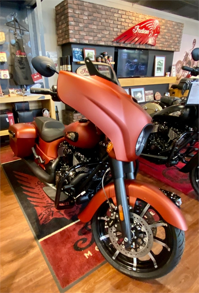 2021 Indian Chieftain ICON Chieftain Dark Horse at Shreveport Cycles