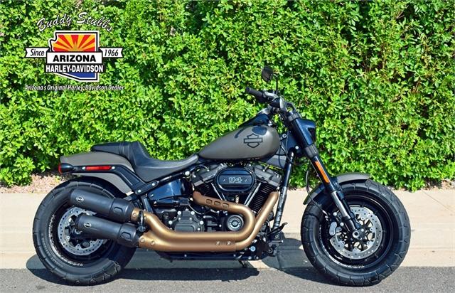 2018 Harley-Davidson Softail Fat Bob 114 at Buddy Stubbs Arizona Harley-Davidson