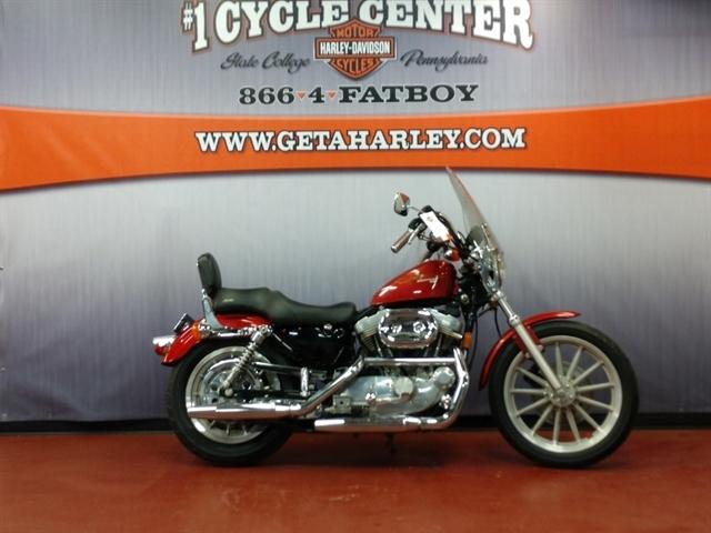 1996 Harley-Davidson XLH 883 HUGGER at #1 Cycle Center Harley-Davidson