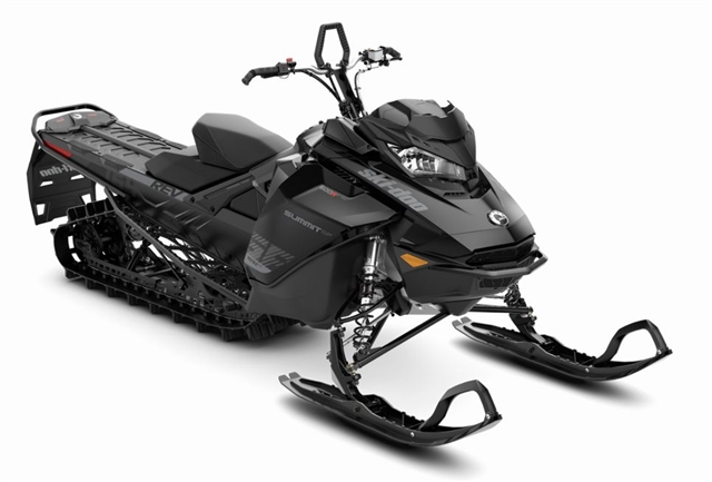 2019 Ski-Doo Summit SP 600R E-TEC 154 3-Pull Blk $198/month at Power World Sports, Granby, CO 80446