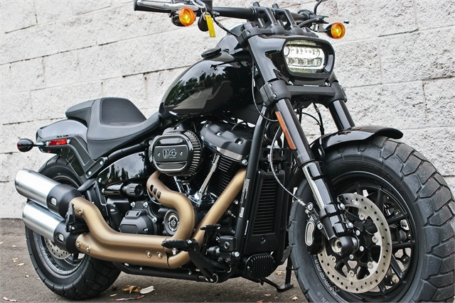 2019 Harley-Davidson Certified Softail Fat Bob 114 at Ventura Harley-Davidson
