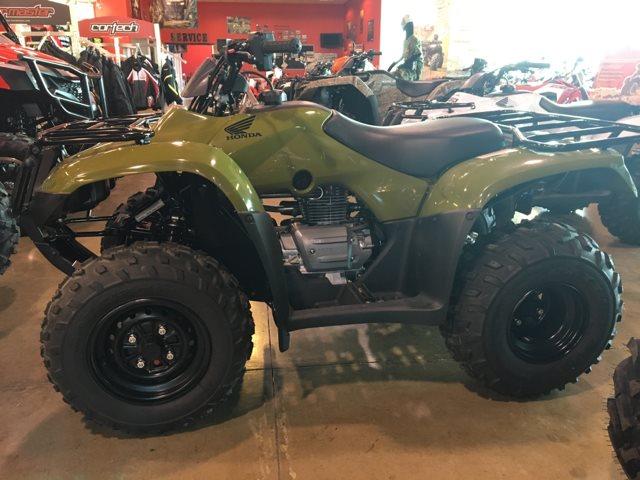 2018 Honda Recon Base at Kent Powersports of Austin, Kyle, TX 78640