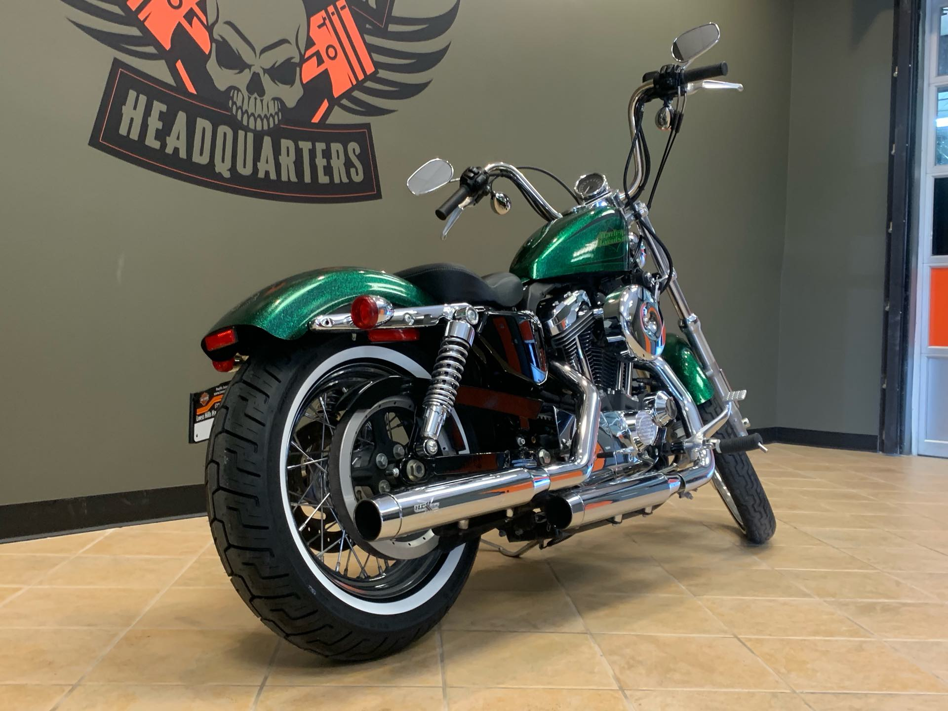 2013 Harley-Davidson Sportster Seventy-Two at Loess Hills Harley-Davidson