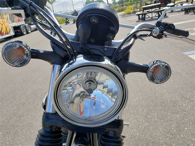 2017 Yamaha SCR 950 at Stu's Motorcycles, Fort Myers, FL 33912