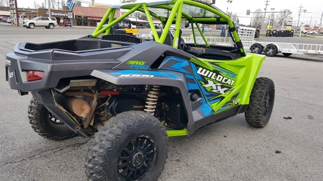 2018 Textron Off Road Wildcat XX at Thornton's Motorcycle - Versailles, IN