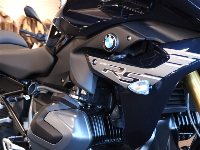2021 BMW R1250RS at Frontline Eurosports