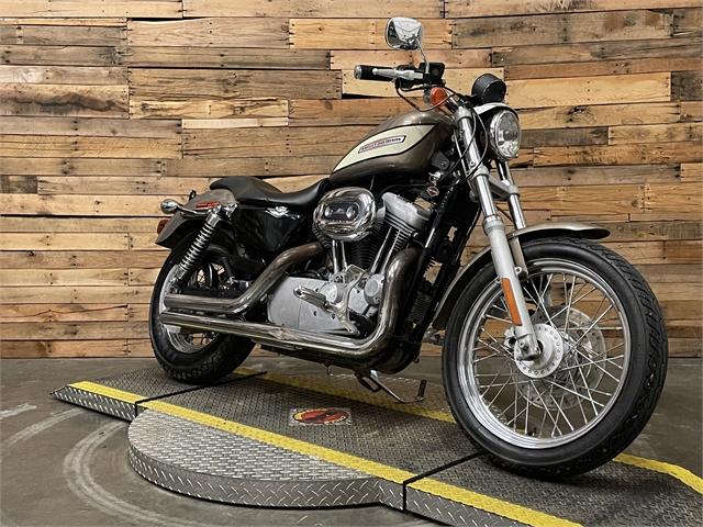 2005 Harley-Davidson Sportster 883 at Lumberjack Harley-Davidson