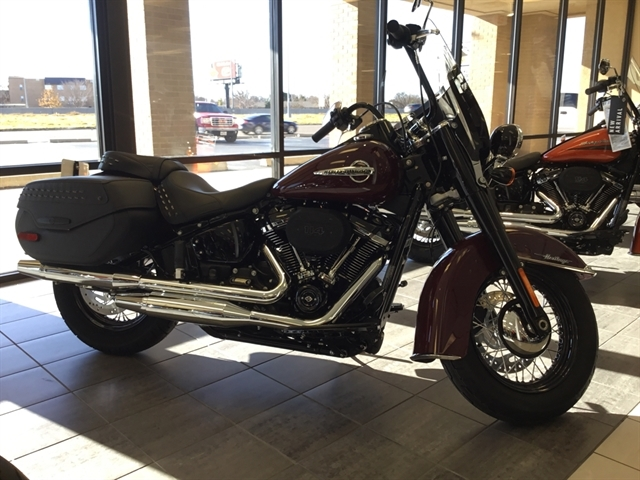 2020 Harley-Davidson Softail Heritage Classic 114 at Tripp's Harley-Davidson