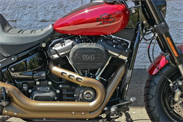 2021 Harley-Davidson Cruiser FXFBS Fat Bob 114 at Ventura Harley-Davidson