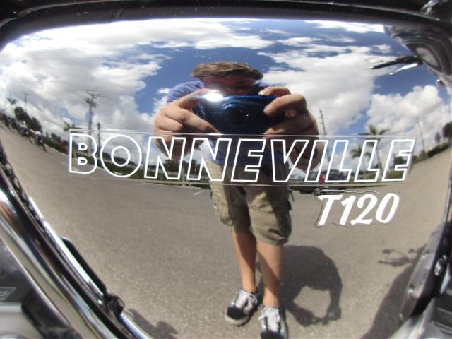 2020 Triumph Bonneville T120 Base at Fort Myers