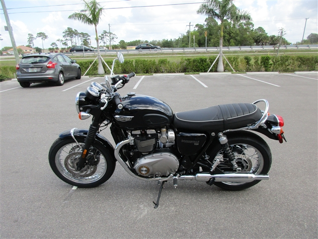 2020 Triumph Bonneville T120 Base at Fort Myers
