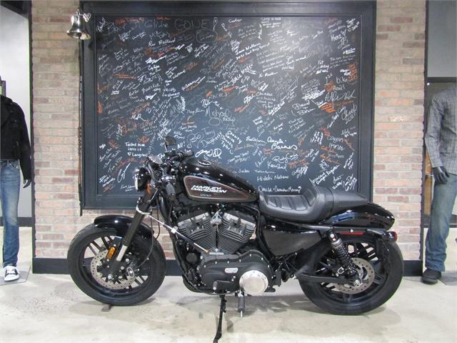 2019 Harley-Davidson Sportster Roadster at Cox's Double Eagle Harley-Davidson
