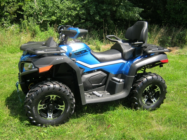 2020 CFMOTO CFORCE 600 at Brenny's Motorcycle Clinic, Bettendorf, IA 52722
