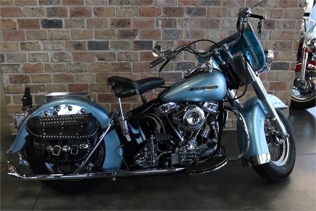 1964 Harley-Davidson FLH at Texas Harley