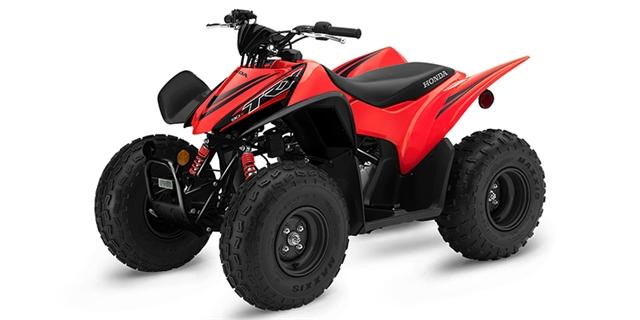 2022 Honda TRX 90X at Friendly Powersports Slidell