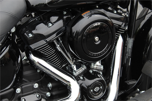 2019 Harley-Davidson Softail Heritage Classic at Aces Motorcycles - Fort Collins