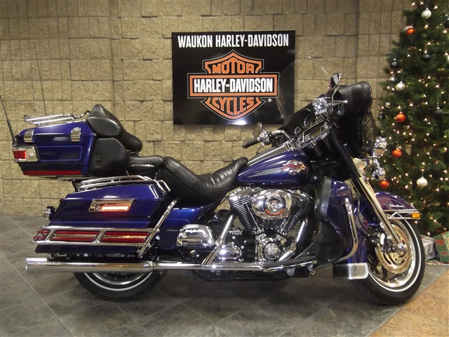 2007 Harley-Davidson Electra Glide Ultra Classic at Waukon Harley-Davidson, Waukon, IA 52172