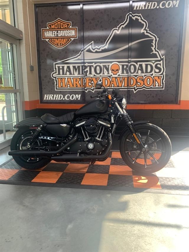 2021 Harley-Davidson Street XL 883N Iron 883 at Hampton Roads Harley-Davidson