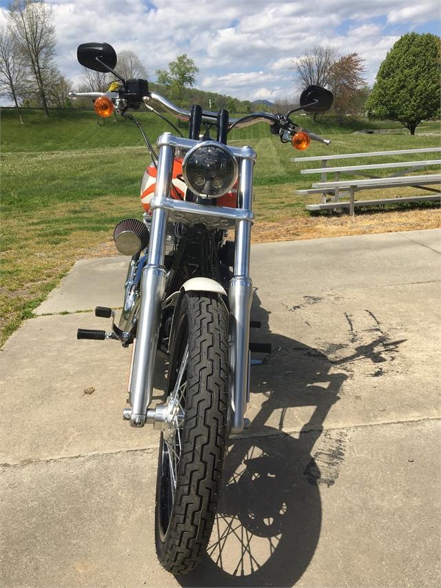 2014 Harley-Davidson Dyna Wide Glide at Harley-Davidson of Asheville