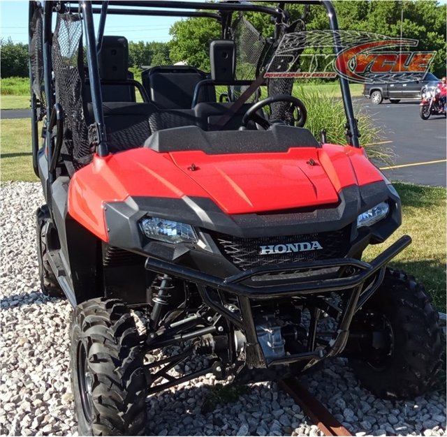 2018 Honda Pioneer 700-4 Base at Bay Cycle Sales