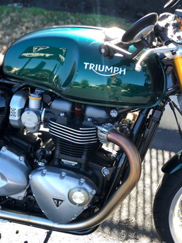 2019 Triumph Thruxton 1200 R at Tampa Triumph, Tampa, FL 33614