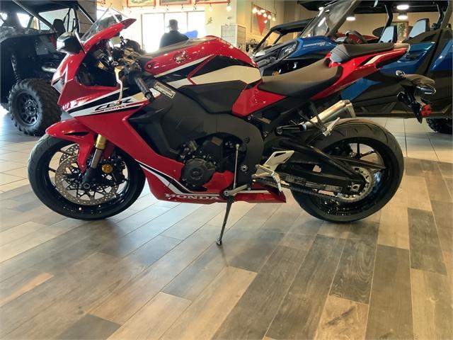 2021 Honda CBR1000RR Base at Midland Powersports