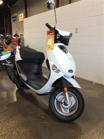2018 Genuine Scooter Co. Buddy 50 at Rod's Ride On Powersports, La Crosse, WI 54601