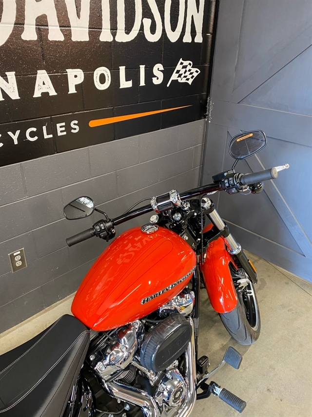 2020 Harley-Davidson Softail Breakout 114 at Harley-Davidson of Indianapolis