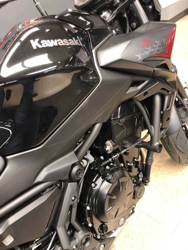 2020 Kawasaki Z650 ABS at Sloans Motorcycle ATV, Murfreesboro, TN, 37129