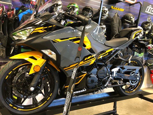 2018 Kawasaki Ninja 400 ABS at Kawasaki Yamaha of Reno, Reno, NV 89502