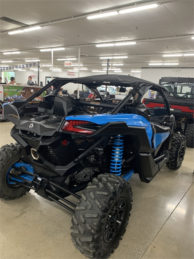 2021 Can-Am Maverick X3 DS TURBO at ATVs and More