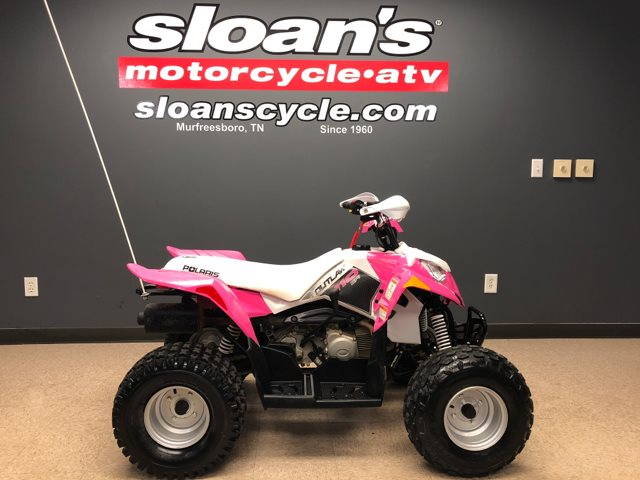 2016 Polaris Outlaw 110 EFI at Sloan's Motorcycle, Murfreesboro, TN, 37129