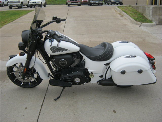 2019 Indian Motorcycle Springfield Dark Horse at Brenny's Motorcycle Clinic, Bettendorf, IA 52722