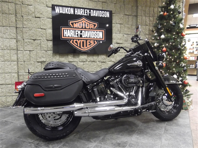 2019 Harley-Davidson Softail Heritage Classic 114 at Waukon Harley-Davidson, Waukon, IA 52172