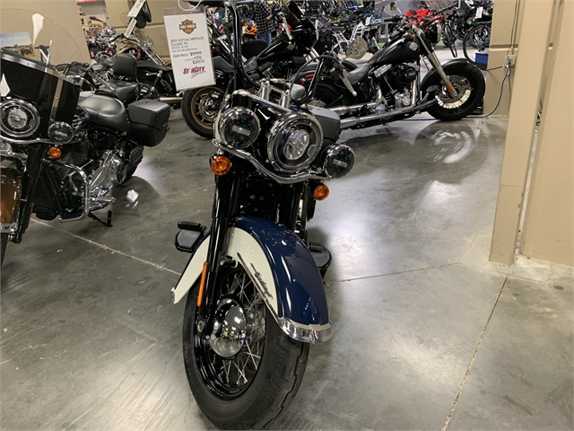 2019 Harley-Davidson Softail Heritage Classic 114 at Star City Motor Sports